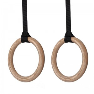 PIVOT-Wooden Gym Rings PM191