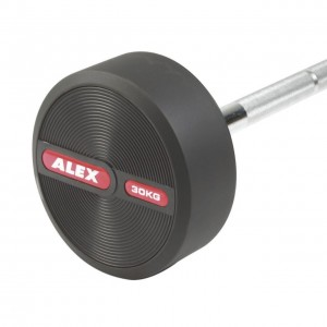 STRAIGHT FIXED BARBELL 5KG-50KG