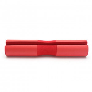 BARBELL FOAM PAD, RED