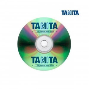 TANITA - ZZ3500 GMON PRO 3.1 SOFTWARE CD