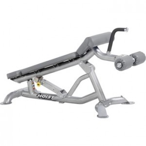 HOIST-CF-3162 SUPER ADJUSTABLE FLAT/DECLINE BENCH