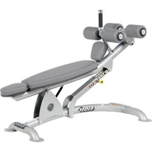 HOIST-CF-3264 ADJUSTABLE DECLINE BENCH