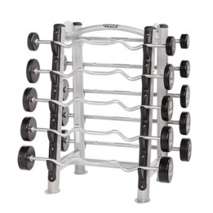 HOIST - HORIZONTAL BARBELL RACK