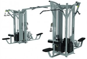 P.O. CYBEX - MULTIGYM 5 STATION