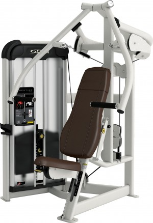 P.O. CYBEX - VRS CONVERGING CHEST PRESS