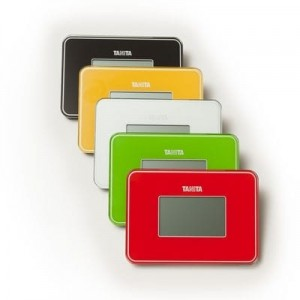 TANITA - DIGITAL BATHROOM SCALE HD386