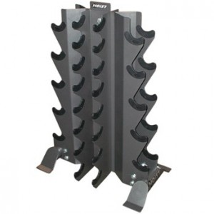 HOIST-HF-4480 4 SIDED VERTICAL DUMBBELL RACK