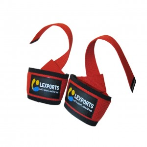LEXPORTS - PADDED WEIGHT LIFTING STRAPS
