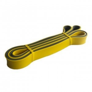 POWER BAND IN YELLOW AND GRAY (60-175lbs)
