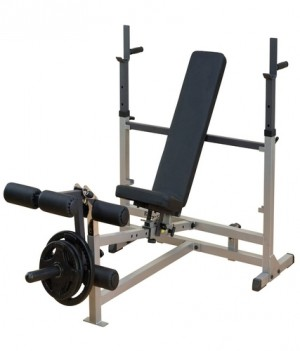 BODYSOLID - POWER CENTER COMBO BENCH