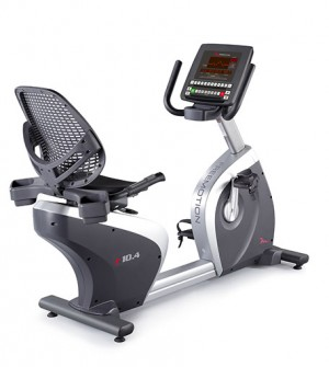FREEMOTION FMEX82514 r10.4 COMMERCIAL RECUMBENT BIKE
