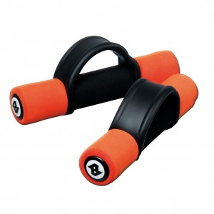 1KG SOFT DUMBBELLS WITH HAND LOOP (PAIR)