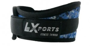 LEXPORTS-16010012-PRO Weight Lifting Belt-BLACK-SIZEX - LARGE ( 40 INCH TO 45 INCH)