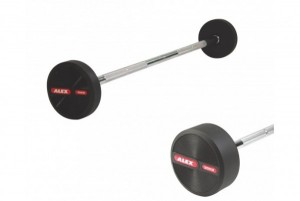 P.O. STRAIGHT BARBELL SET - 10KG TO 50KG