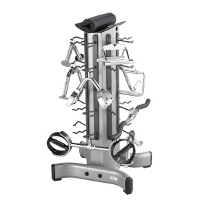 BODYSOLID CAS458 CABLE ASSESORY RACK