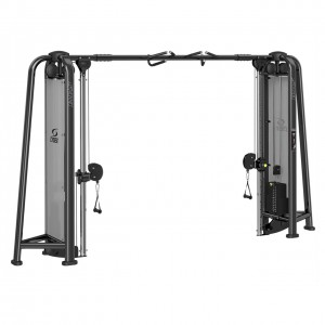P.O. CYBEX - FREE STANDING CABLE CROSSOVER