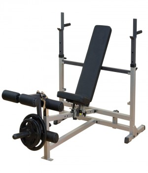 BODY SOLID-GDIB46L Incline Press