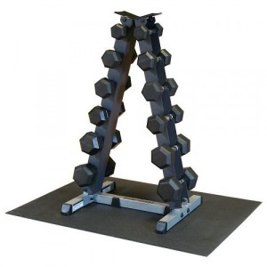 BODYSOLID-GVDR-44 VERTICAL DUMBBELL RACK