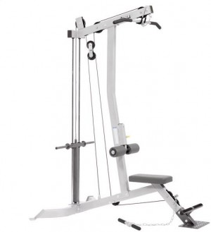 HOIST-HF-4201 Lat Pulldown Low Row free wheight
