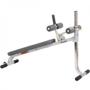 HF-4261-PL ADJUSTABLE AB BENCH PLATINUM
