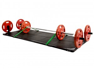 "STEELFLEX-NPF-1 NEO RUBBER FLOOR 4"" X 8"" INCLUDING NPFB & NPFR"