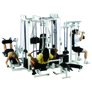 PROMAXIMA-P-130D 5 Stack Multi-Gym