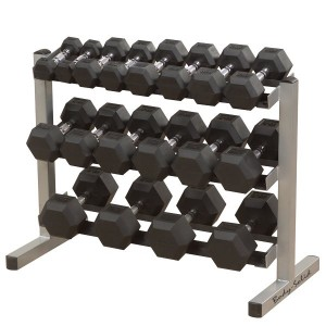 BODYSOLID-GDR-363 3 TIER 40  RACK