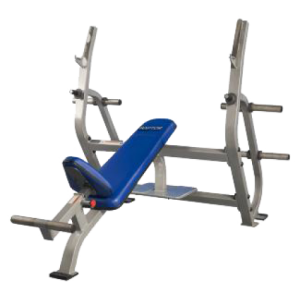 Pro Maxima-PLR-100 OLYMPIC INCLINE BENCH PRESS