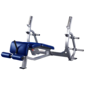 PROMAXIMMA-PLR-300 OLYMPIC DECLINE BENCH PRESS