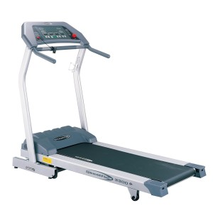 STEELFLEX - TREADMILL XT3300